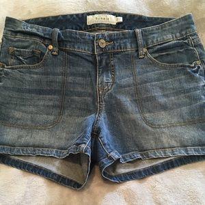 Torrid Jean Shorts Size 12